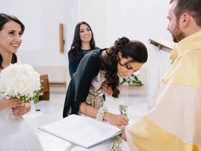 Il matrimonio di Raffaele e Maria a Pompei, Napoli 110
