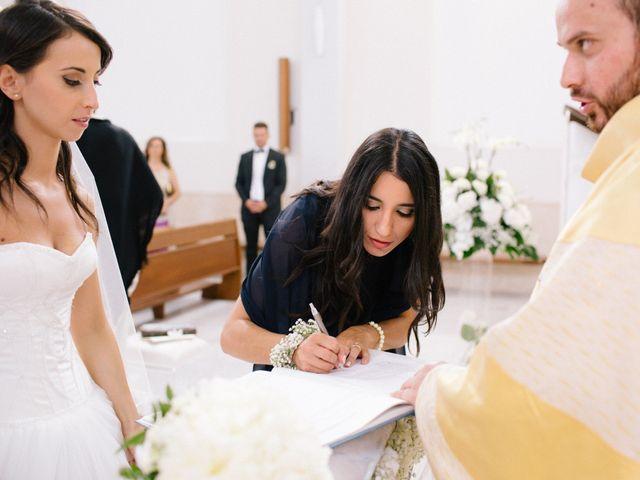 Il matrimonio di Raffaele e Maria a Pompei, Napoli 111