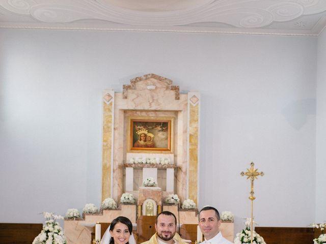Il matrimonio di Raffaele e Maria a Pompei, Napoli 114