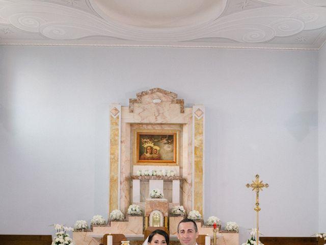 Il matrimonio di Raffaele e Maria a Pompei, Napoli 115