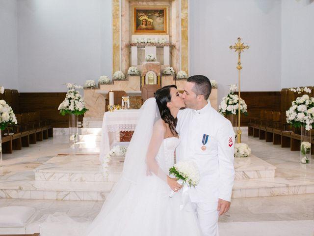 Il matrimonio di Raffaele e Maria a Pompei, Napoli 116