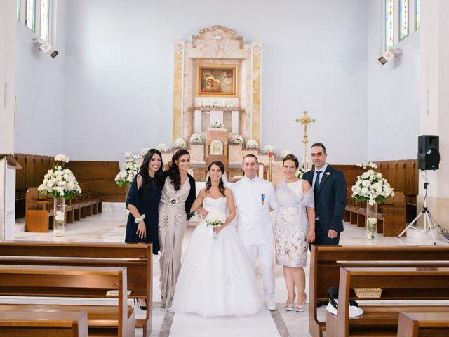 Il matrimonio di Raffaele e Maria a Pompei, Napoli 117
