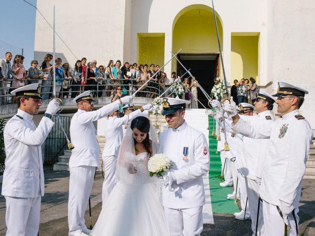 Il matrimonio di Raffaele e Maria a Pompei, Napoli 124