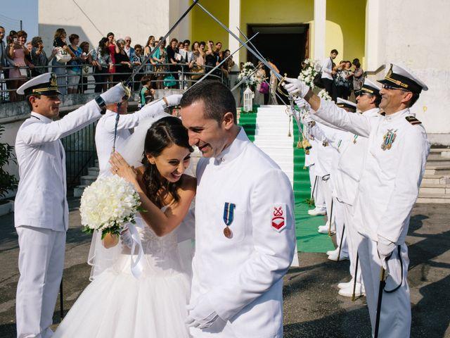 Il matrimonio di Raffaele e Maria a Pompei, Napoli 125