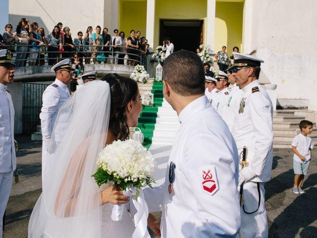 Il matrimonio di Raffaele e Maria a Pompei, Napoli 127