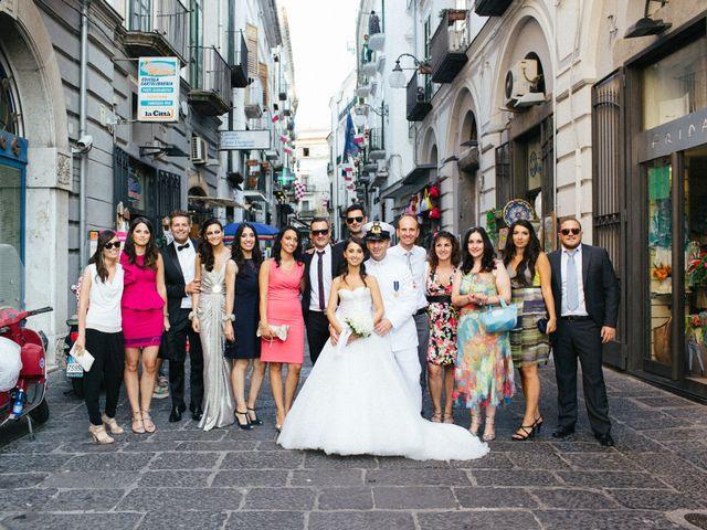 Il matrimonio di Raffaele e Maria a Pompei, Napoli 129