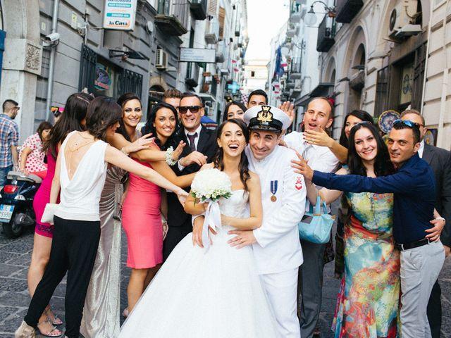 Il matrimonio di Raffaele e Maria a Pompei, Napoli 132