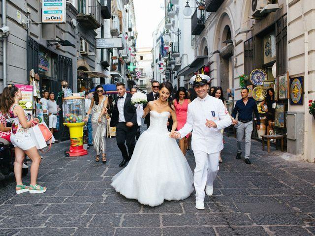 Il matrimonio di Raffaele e Maria a Pompei, Napoli 135