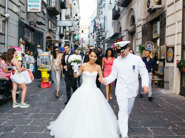 Il matrimonio di Raffaele e Maria a Pompei, Napoli 136
