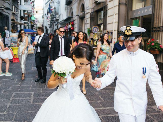 Il matrimonio di Raffaele e Maria a Pompei, Napoli 137