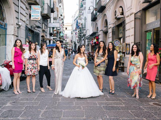 Il matrimonio di Raffaele e Maria a Pompei, Napoli 142