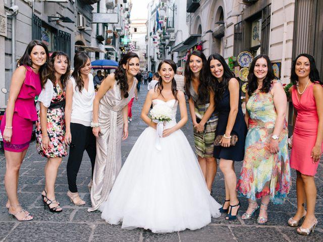 Il matrimonio di Raffaele e Maria a Pompei, Napoli 143
