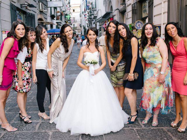 Il matrimonio di Raffaele e Maria a Pompei, Napoli 144