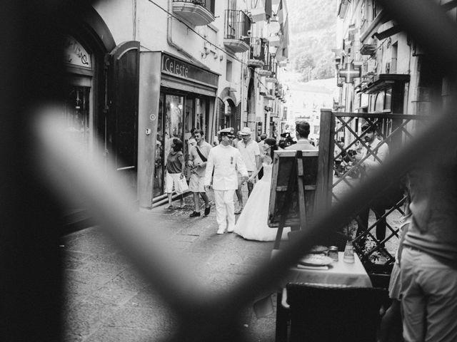 Il matrimonio di Raffaele e Maria a Pompei, Napoli 149