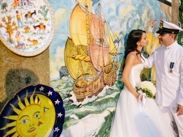Il matrimonio di Raffaele e Maria a Pompei, Napoli 160