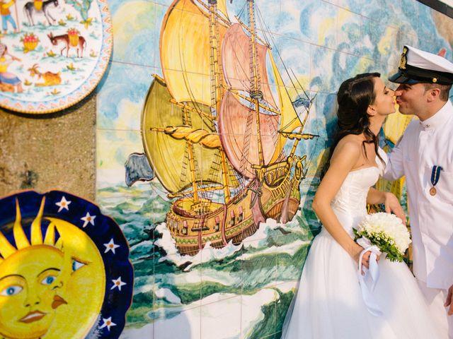 Il matrimonio di Raffaele e Maria a Pompei, Napoli 162