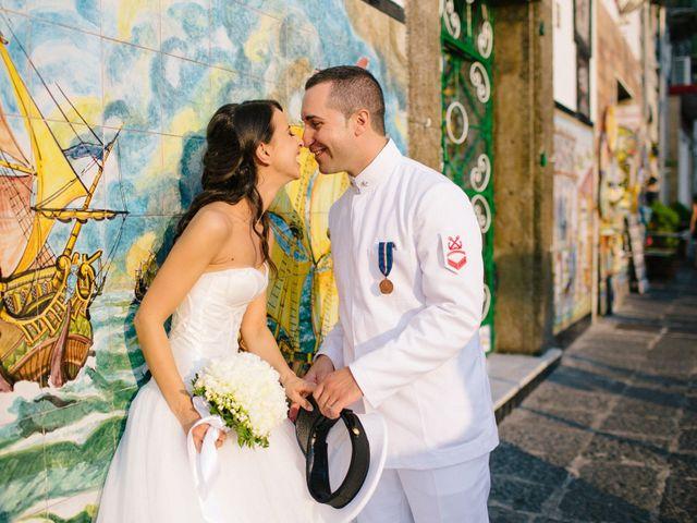 Il matrimonio di Raffaele e Maria a Pompei, Napoli 164