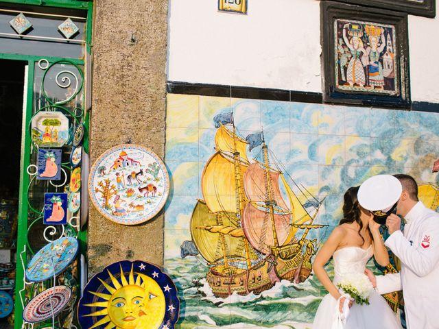 Il matrimonio di Raffaele e Maria a Pompei, Napoli 1
