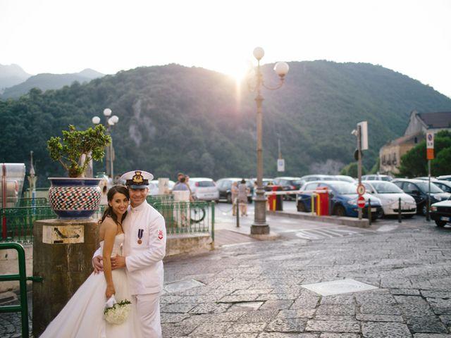Il matrimonio di Raffaele e Maria a Pompei, Napoli 169