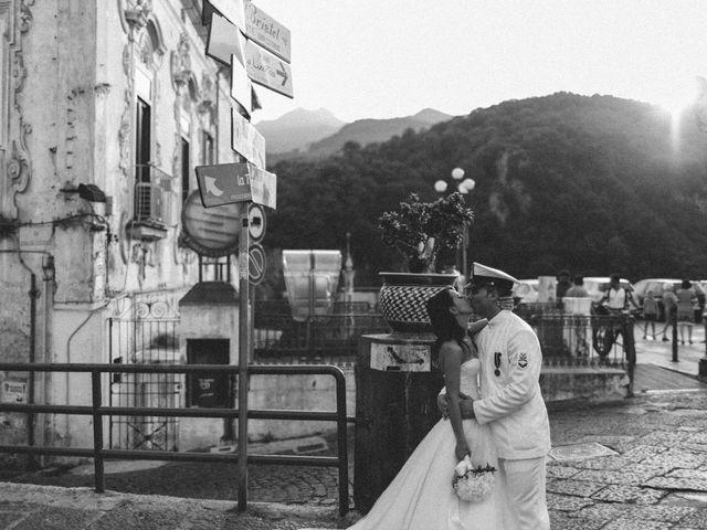 Il matrimonio di Raffaele e Maria a Pompei, Napoli 170