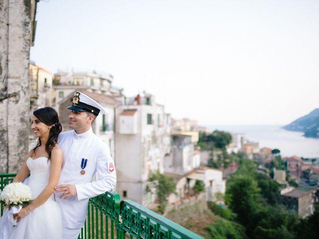 Il matrimonio di Raffaele e Maria a Pompei, Napoli 175