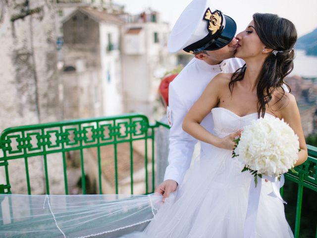 Il matrimonio di Raffaele e Maria a Pompei, Napoli 179