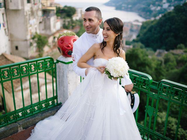 Il matrimonio di Raffaele e Maria a Pompei, Napoli 181