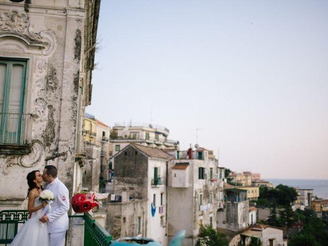 Il matrimonio di Raffaele e Maria a Pompei, Napoli 182