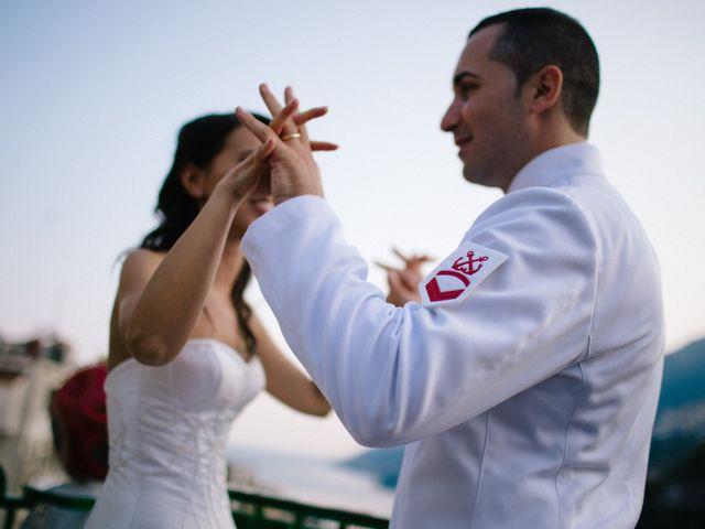 Il matrimonio di Raffaele e Maria a Pompei, Napoli 183