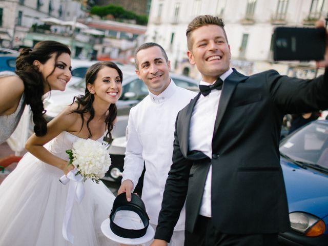 Il matrimonio di Raffaele e Maria a Pompei, Napoli 184
