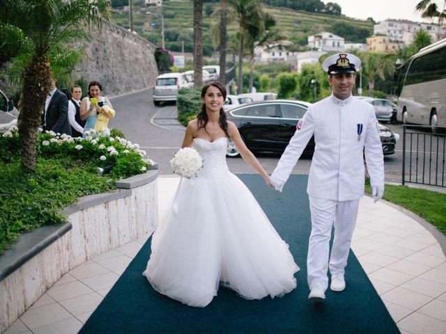 Il matrimonio di Raffaele e Maria a Pompei, Napoli 185