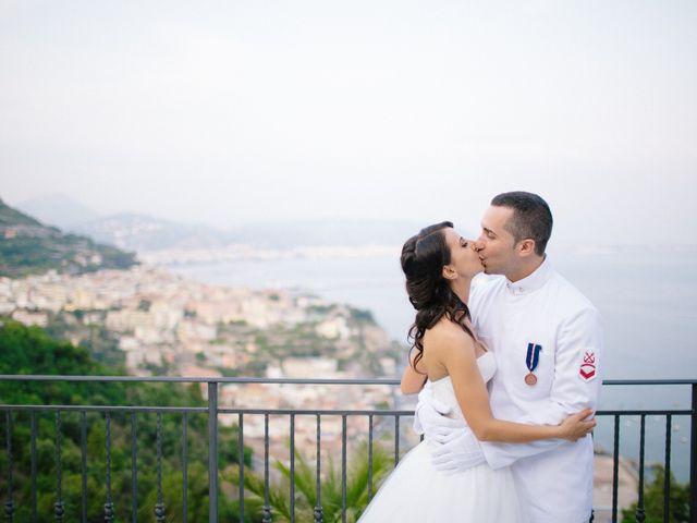 Il matrimonio di Raffaele e Maria a Pompei, Napoli 188