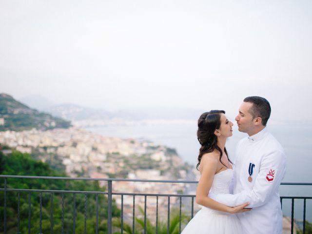 Il matrimonio di Raffaele e Maria a Pompei, Napoli 189