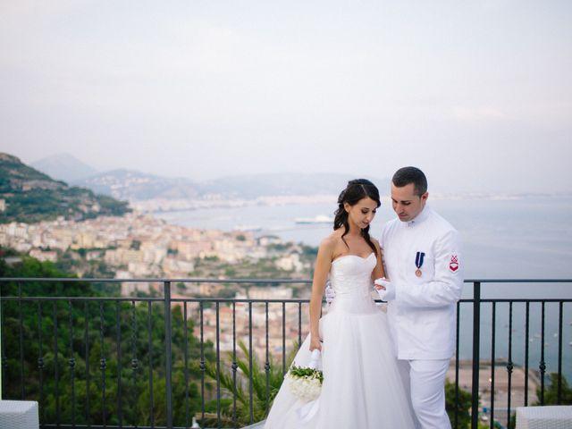 Il matrimonio di Raffaele e Maria a Pompei, Napoli 193