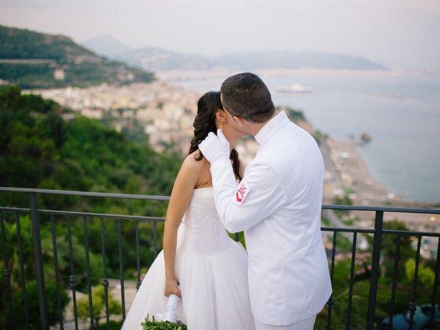 Il matrimonio di Raffaele e Maria a Pompei, Napoli 194