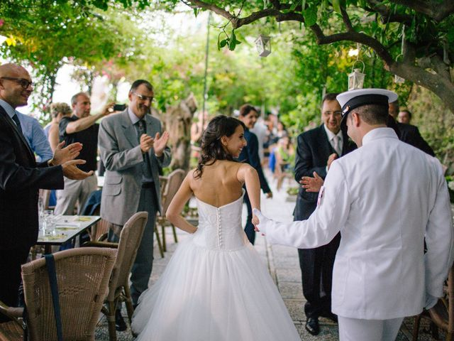 Il matrimonio di Raffaele e Maria a Pompei, Napoli 200