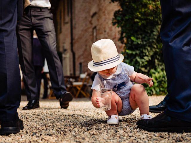 Il matrimonio di Edoardo e Samantha a Asti, Asti 19