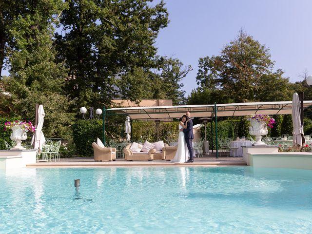 Il matrimonio di Daniele e Irene a Grottaferrata, Roma 2
