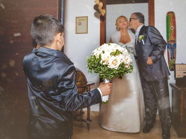 Il matrimonio di Fabio e Sandra a Tortoreto, Teramo 6