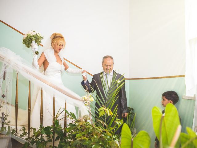 Il matrimonio di Fabio e Sandra a Tortoreto, Teramo 7