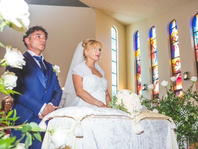 Il matrimonio di Fabio e Sandra a Tortoreto, Teramo 10