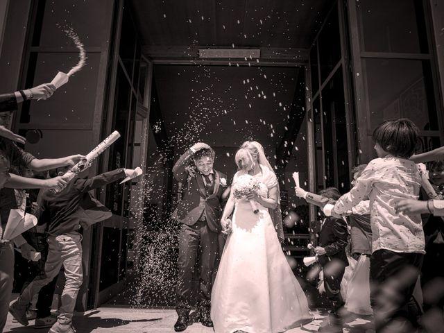 Il matrimonio di Fabio e Sandra a Tortoreto, Teramo 17