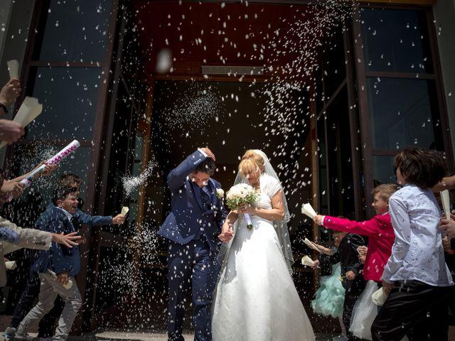 Il matrimonio di Fabio e Sandra a Tortoreto, Teramo 18