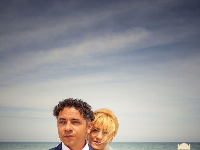 Il matrimonio di Fabio e Sandra a Tortoreto, Teramo 22