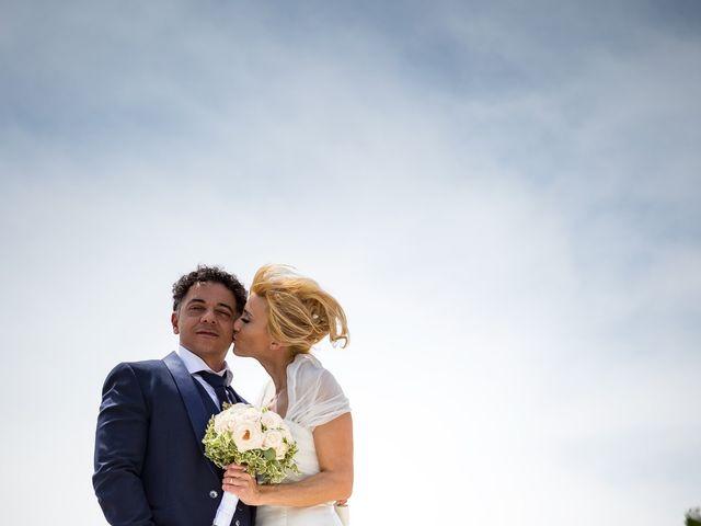 Il matrimonio di Fabio e Sandra a Tortoreto, Teramo 23