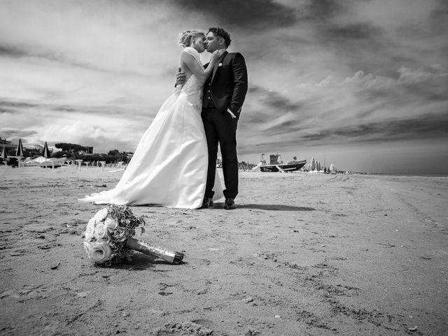 Le nozze di Sandra e Fabio