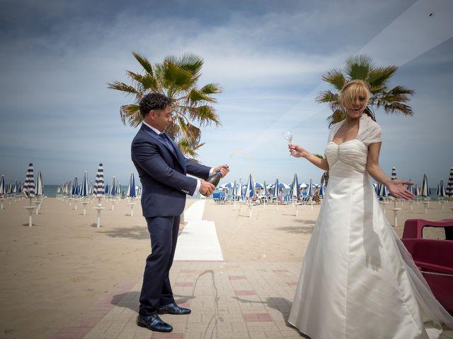 Il matrimonio di Fabio e Sandra a Tortoreto, Teramo 27