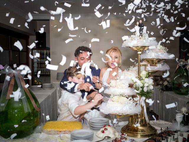 Il matrimonio di Fabio e Sandra a Tortoreto, Teramo 28
