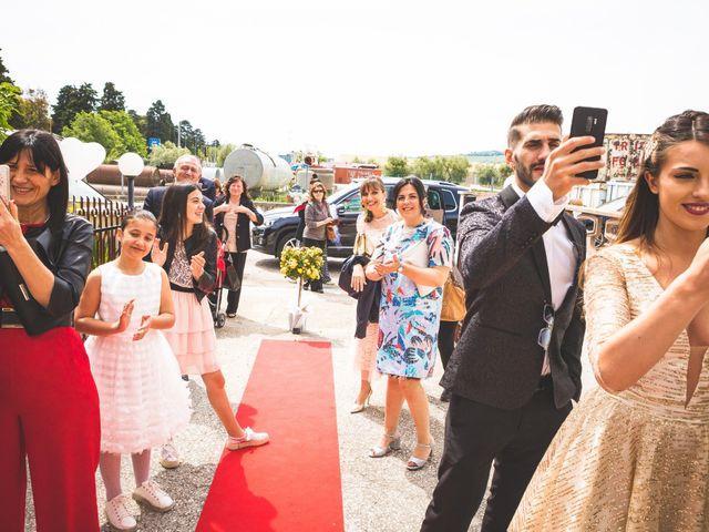 Il matrimonio di Fabio e Sandra a Tortoreto, Teramo 30
