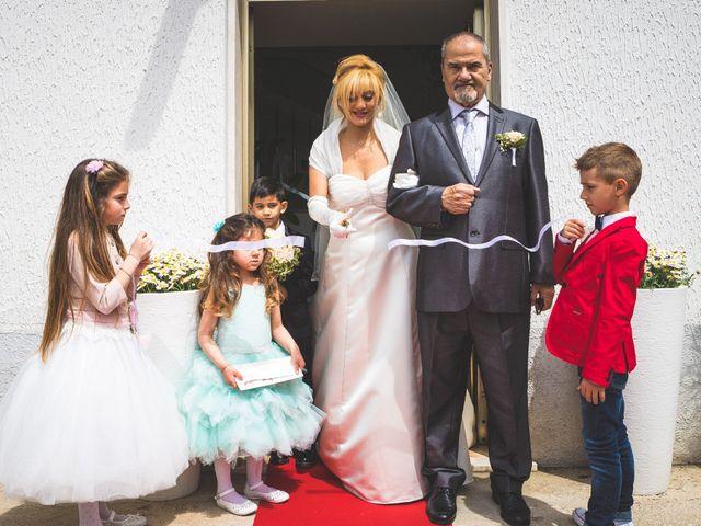 Il matrimonio di Fabio e Sandra a Tortoreto, Teramo 31